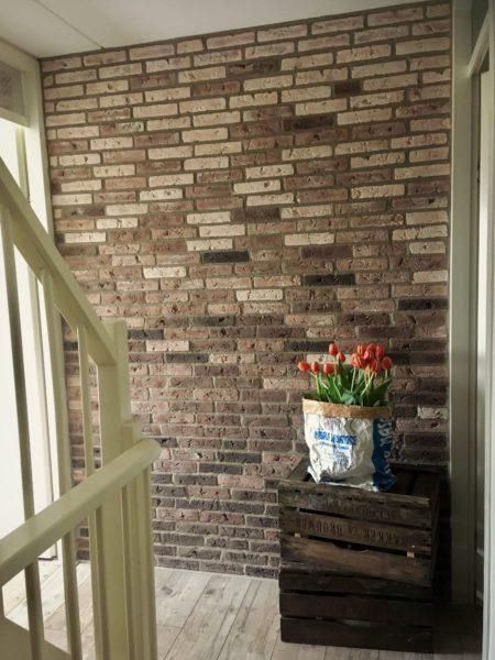 steenstrips baksteen