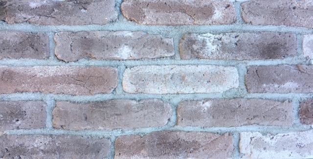 muurdecoratie voeg brickwall bakstenen-muur
