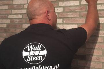 steenstrips brickwall bakstenenmuur bakstenen kleding