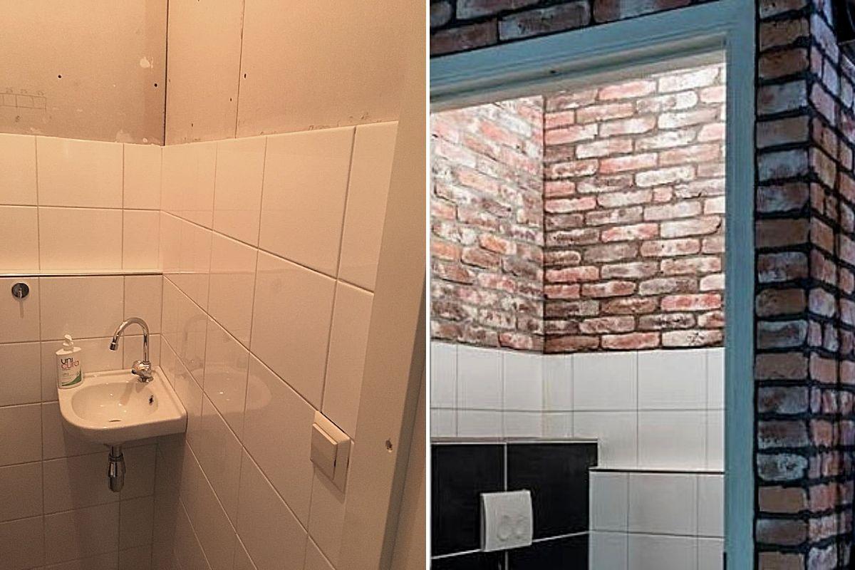 wallofsteen - brickwall- bakstenen muur