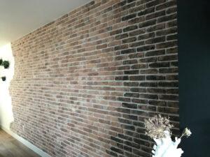 donker verweerd Wall of Steen
